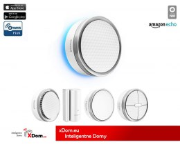 Smanos K2 - Inteligentny system alarmowy (iOS & Android) Z-Wave Plus