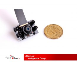 Mini kamera WIFI 1080P S06NB 4xIR black
