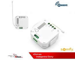SOMFY 1822487 Z-WAVE STEROWNIK ON/OFF