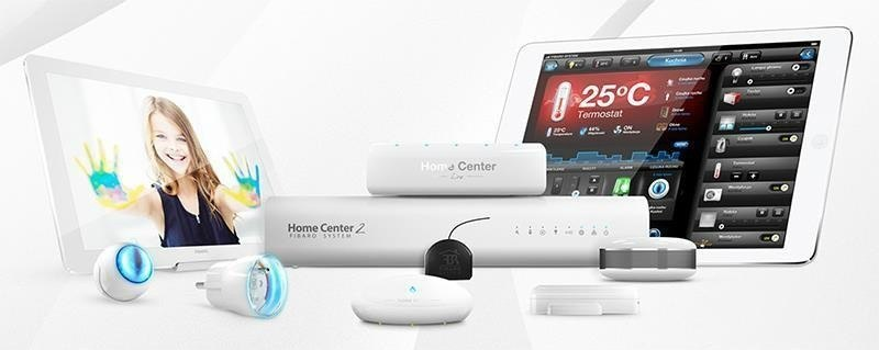 Centralka Systemu Fibaro Home Center 2 (FGHC2)